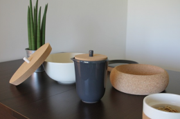 Styish modern kitchen and serve ware from Corkway, www.corkway.com