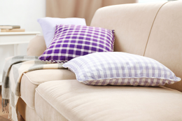 The issue with furniture is particularly brominated flame retardants on cover fabrics
