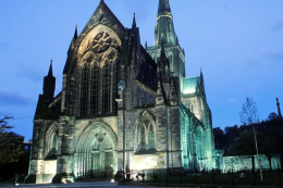 Glasgow's ancient cathedral
