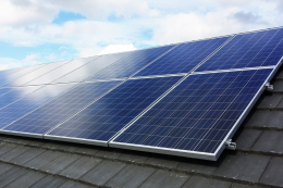 Solar panels are widely used by off-grid homeowners wanting free electricity