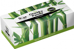 The Cheeky Panda bamboo tissue