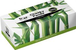The Cheeky Panda bamboo tissue