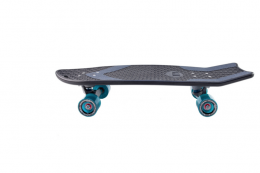 Carver Skateboards use Bureo fishing net plastic for its Ahi boards. Manufactured in California