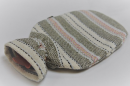 Hot water bottle cover from Welsh Blankets, £30
