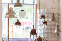 Skinflint Lighting has always been part of the circular economy