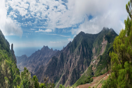 Tenerife is great for trekking