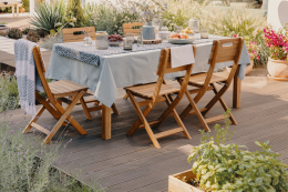 invest in quality garden furniture