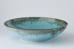 Large flaring serving bowl, £110