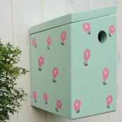 Lindleywood wooden bird boxes come in lots of fun designs. Handmade in England, from £49. www.lindleywood.co.uk