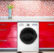New Servis A+++ washing machine does a 2kg load at 30 degrees in 12 minutes.. and it uses 60 per cent less energy than most A rated machines. Around £419. www.servis.co.uk