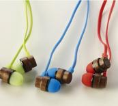 Brit brand Woodbuds are cool for kids..made from sustainable hardwoods they come in various colours, £25. www.woodbuds.com