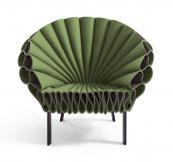 Peacock chair by Cappellini, £4,900, from www.chaplins.co.uk