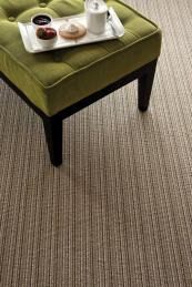 Ulster Carpets' Wellington Stripe is made form 100 % Laneve wool. £39m2