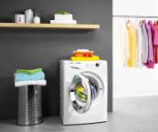 Zanussi ZWF01483 washing machine uses just 57 litres of water per wash, A+++, 1400rpm spin, auto dosing, 30 min quick wash, £479