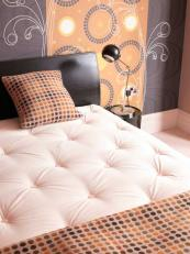 All fabrics used in Abaca mattresses are organic. Mattresses from £395 to £2,595