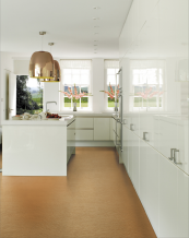 Time to copper new floor? Harvey Maria's Urban Colours vinyl floor tiles are recyclable. £42.95m2