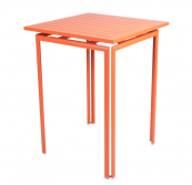 Steel Costa High Table, 80x80cms, by French manufacturer Fermob, www.fermob.com