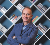 Kevin McCloud has a strong personal interest in sustainable design