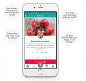 Olio is a food sharing app that means your unwanted food can go to a needy neighbour. olioex.com