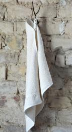 Linen towels with hook at fou furnishings, £19.99,www.foufurnishings.com