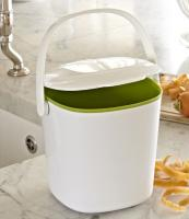 Oxo Good Grips counter top caddy, £14.99, is ideal for the job..just line with a starch  bag