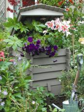 For the garden..Primrose's wooden beehive composted, £76.99, www.primrose.co.uk