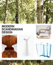 Modern Scandinavian Design is published by Laurence King and is perfect for mid century design lovers. £60