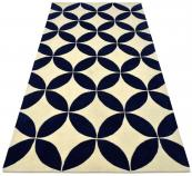 Elba rug in wool from the wonderful online rug design store Rug Couture. Choose your size, colour, shape fibre.. Rug 170x240 £825.18