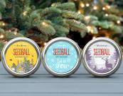 New for 2018, Seedball's Christmas trio