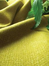 Camira's Second Nature Sting Plus is made from 75% wool and 25% nettles, grown without use of chemicals. £22 per metre