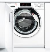New from Hoover, the triple A rated HBWD 8514TAHC-80 washing machine