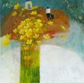 Buttercups and Daisy by Susan Bower