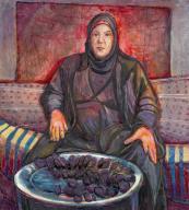 Bedouin of Tuba by Naomi Alexander