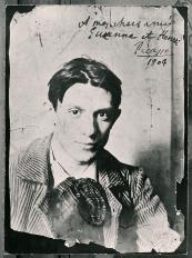 Picasso in 1904