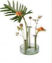 Ikebana high vase