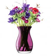 Posy glass vase, 20cm high, £20. Choose from a great colour range. LSA-International.com