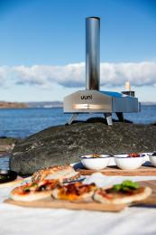 Pretty nifty..Uuni portable pizza oven for al fresco dining