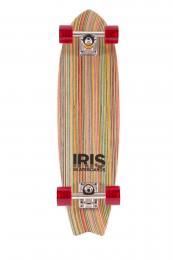 Iris skateboards are a skateboarder's delight. www.jardinsflorian.com