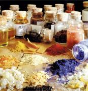 Raw ingredients used in the manufacture of Auro Paints
