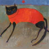 Susan Bower, Midnight Cat