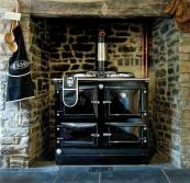 The iconic range cooker is hard not to love...woodburning Esse 990 is super clean burning. From £6,330