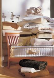 Natural, eco friendly bedding from Totnes-based Green Fibres
