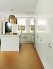 Copper vinyl floor tiles from Harvey Mari's Urban Colours range, £42.95m2, www.harveymaria.co.uk