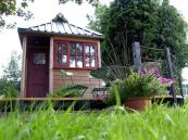 Trailhouse from Hudson Garden Rooms. Made from sustainable timber, prices from £12,450. www.hudsongardenrooms.com