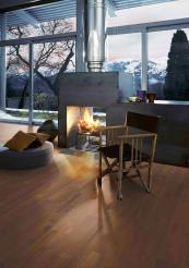 Kahrs' Roja floor is made from roble wood, FSC-cert and Fairtrade, £55m2, www.kahrs.co.uk