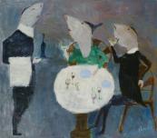 Wine Flight by Susan Bower
