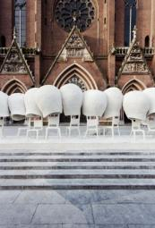 Communication Line. Carbonell's likes to give chairs an extraordinary presence and personality