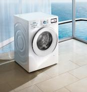 Siemens WM14Y890GB is A+++ rated, has an 8kg drum and 1400rpm spin. it senses how much detergent and softener to add. £900