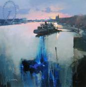 London Eye and The Tattershall Castle, Peter Wileman