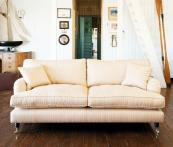 Alwinton large sofa in Sandettie Sandal, from £1,293, from Sofas & Stuff. www.sofasandstuff.com